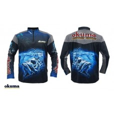 OKUMA TOURNAMENT JERSEY 100% POLYESTER SWEATSHİRT